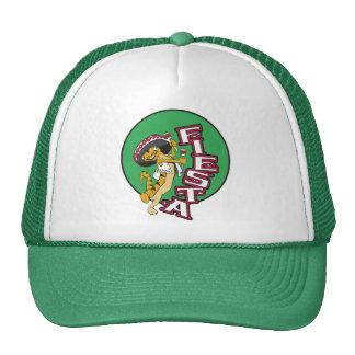 Mexican Fiesta Hats
