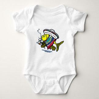 Mexican fish tee shirts