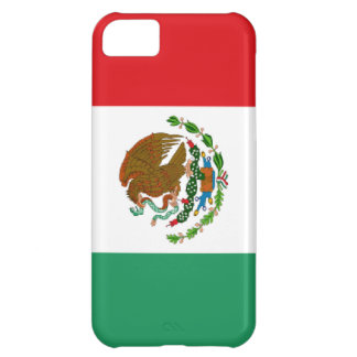Mexican Flag Barely There iPhone 5 Case