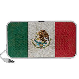 MEXICAN FLAG Doodle Speaker