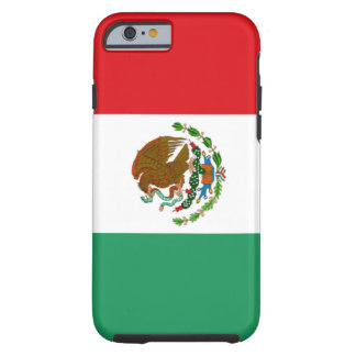 Mexican flag iPhone 6 Tough™ Case Tough iPhone 6 Case