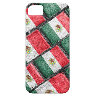 Mexican Flag Pattern Design Barely There iPhone 5 Case
