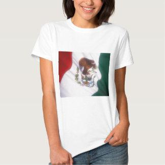Mexican Flag T-shirts
