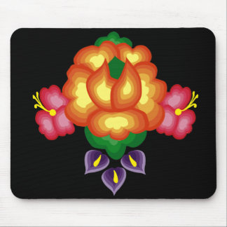 Mexican Folk Mouse Pad