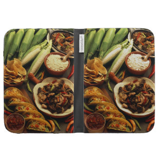 Mexican Food Kindle Folio Cases