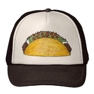 Mexican Food Foodie Taco Tacos Cinco de Mayo Hat