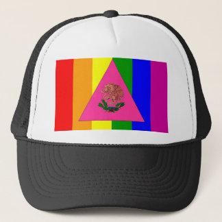 Mexican Gay Pride Flag Trucker Hat