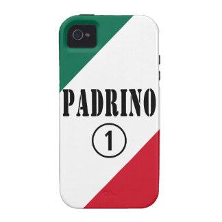 Mexican Godfathers Padrino Numero Uno iPhone 4 Cases