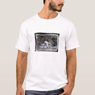 Mexican Grey Wolf T-shirt