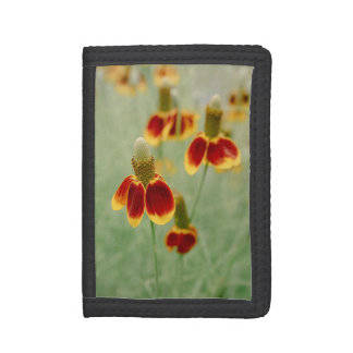 Mexican Hat Texas Wildflowers Tri-fold Wallet