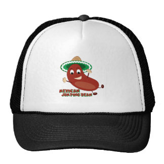 Mexican Jumping Bean Hats