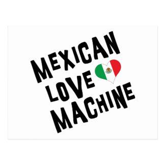 Mexican Love Machine Postcard