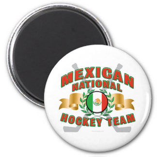 Mexican National Hockey Team Magnets