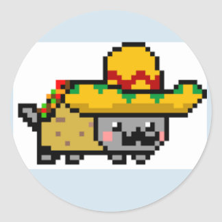 Mexican Nyan Cat Sticker page of 20