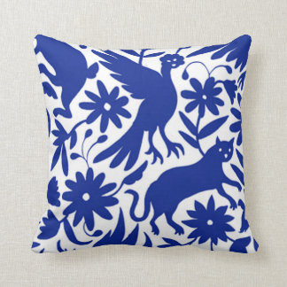 Mexican Otomi Cushion