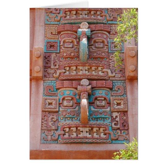 Mexican Pavilion Detail Card