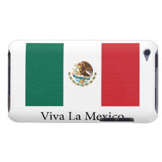 Mexican pride Flag Viva la Mexico iPod Case-Mate Cases