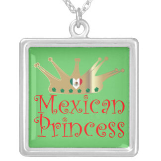 Mexican Princess Pendant