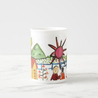 Mexican Scene Coffee Mug