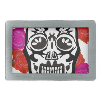 Mexican Skull Belt Buckles
