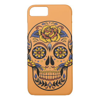 Mexican skull day of the dead iPhone 8/7 case