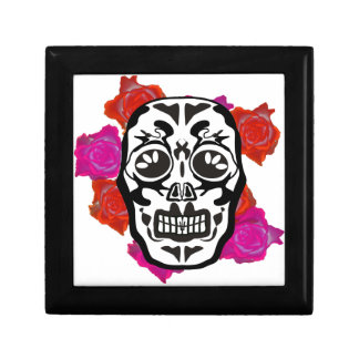 Mexican Skull Gift Box