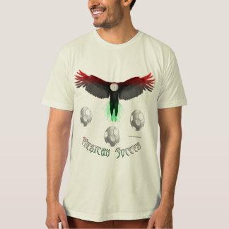 Mexican Soccer Eagle Men's Organic T-Shirt