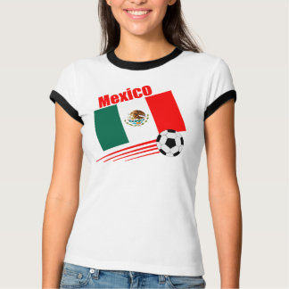 Mexican Soccer Team T-shirts