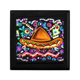 Mexican Sombrero Gift Box
