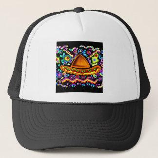 Mexican Sombrero Trucker Hat