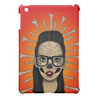 Mexican Sugar skull Girl iPad Mini Case