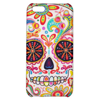 Mexican Sugar Skull iPhone 5C Case