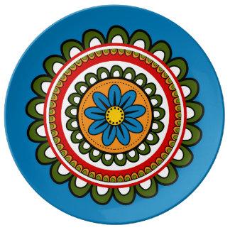 Mexican Sun Plate