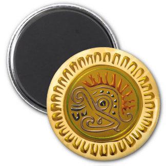 Mexican Sunbird Refrigerator Magnets