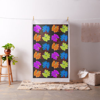 Mexican Sunflower Gang Fabric