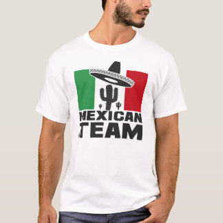 MEXICAN TEAM 2 T-Shirt