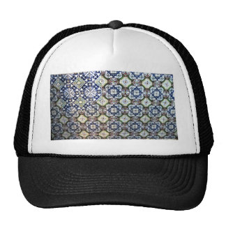 Mexican Tile design Cap