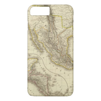 Mexican United States, Central America iPhone 7 Plus Case