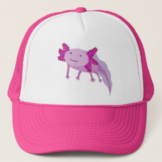 Mexican Walking Fish Trucker Hat