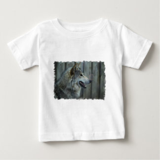 Mexican Wolf Baby T-Shirt