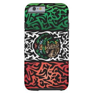 Mexico Abstract Tough iPhone 6 Case