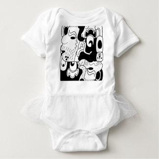 Mexico Baby Bodysuit