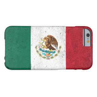 Mexico Barely There iPhone 6 Case