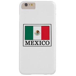 Mexico Barely There iPhone 6 Plus Case