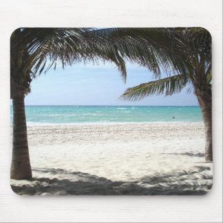 Mexico Beach Mouse Pad