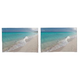 Mexico Beach Pillow Case Set