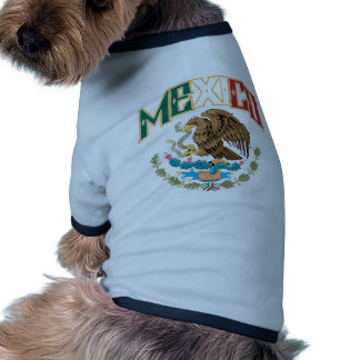 Mexico Big and Bold Pet Clothes