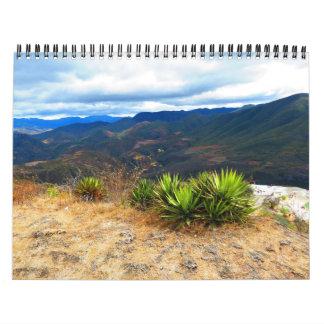Mexico calendar