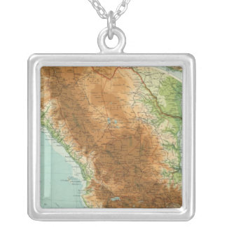 Mexico & Central America Silver Plated Necklace