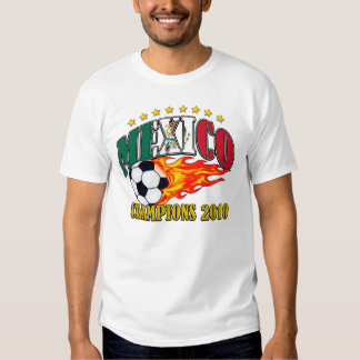 Mexico Champions Shirt